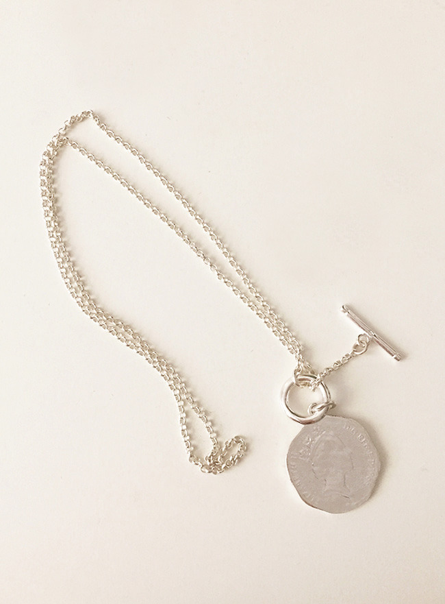 (Silver 925) nice necklace