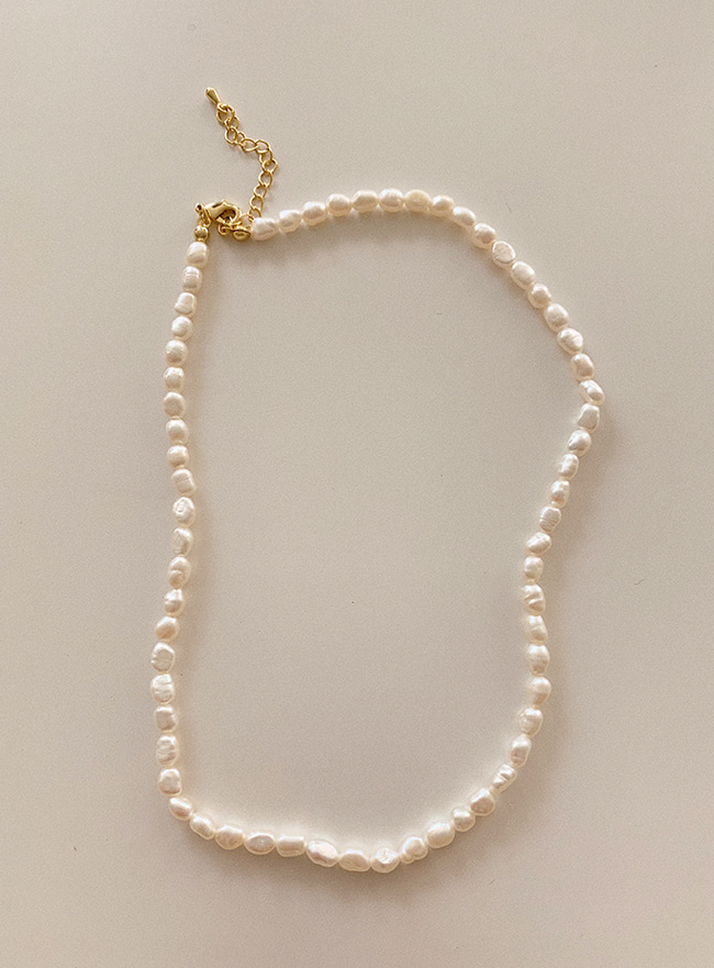 pearl of pearl necklace