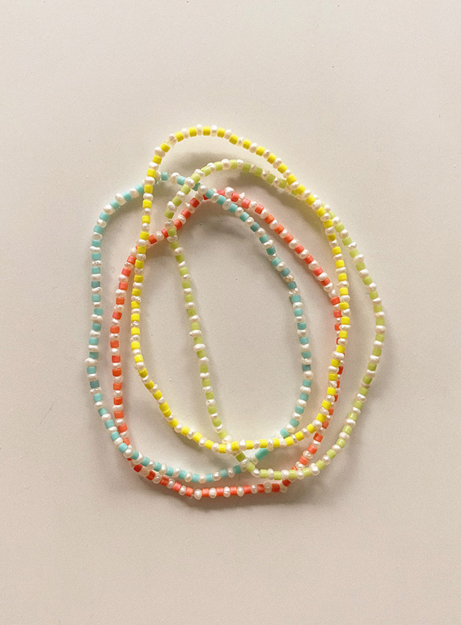 candy pop bracelet (4 colors)