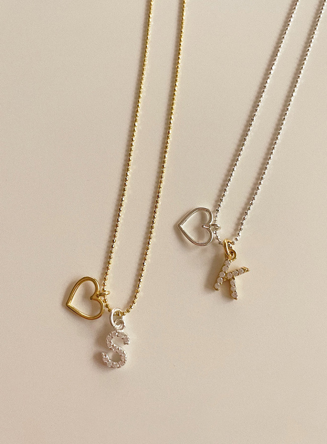 [D.SEO] (Silver 925) deep is your fairy necklace