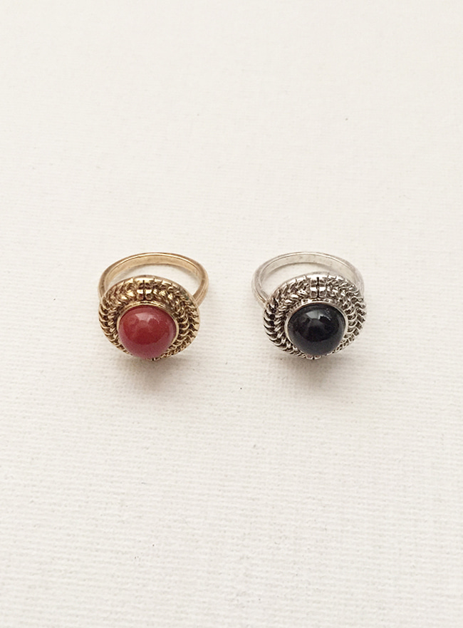 classic ring (14호, 2 colors) (Allergy free)