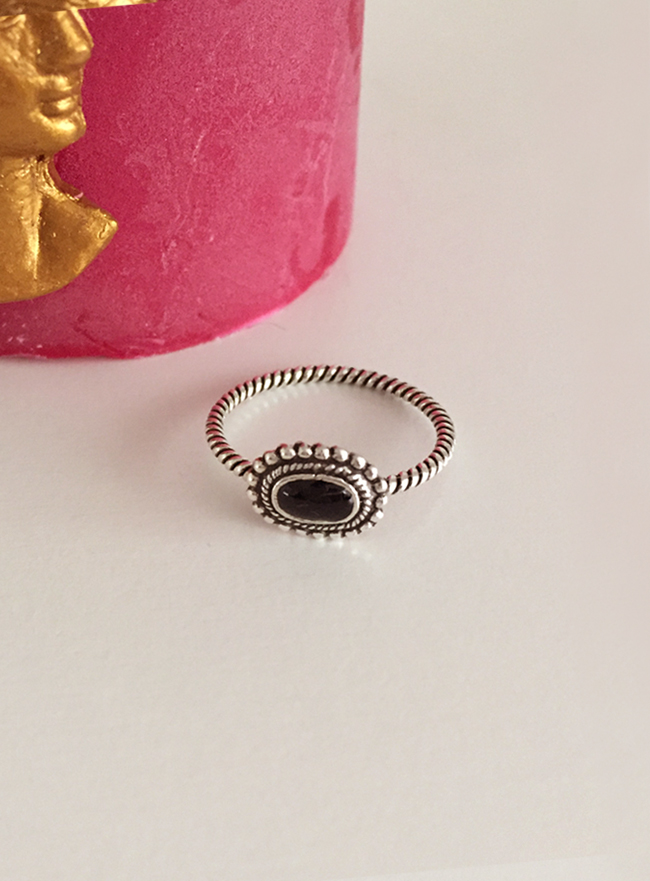 (Silver 925) antiguo ring (4 sizes)